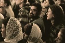 Фото репортаж со Свято-Троицкого Ионинского монастыря г.Киев со Светлого Праздника Воскресения Христова. 252