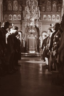 Фото репортаж со Свято-Троицкого Ионинского монастыря г.Киев со Светлого Праздника Воскресения Христова. 255