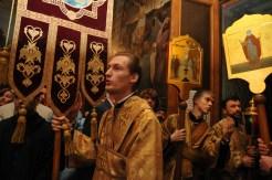 Фото репортаж со Свято-Троицкого Ионинского монастыря г.Киев со Светлого Праздника Воскресения Христова. 262