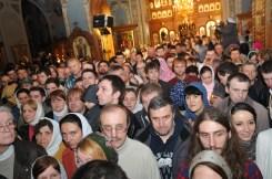 Фото репортаж со Свято-Троицкого Ионинского монастыря г.Киев со Светлого Праздника Воскресения Христова. 271
