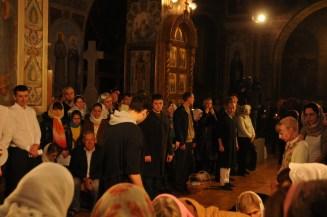 Фото репортаж со Свято-Троицкого Ионинского монастыря г.Киев со Светлого Праздника Воскресения Христова. 274