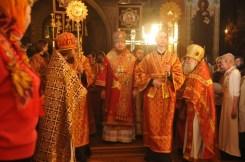 Фото репортаж со Свято-Троицкого Ионинского монастыря г.Киев со Светлого Праздника Воскресения Христова. 150