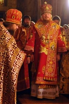 Фото репортаж со Свято-Троицкого Ионинского монастыря г.Киев со Светлого Праздника Воскресения Христова. 154