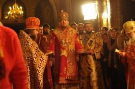 Фото репортаж со Свято-Троицкого Ионинского монастыря г.Киев со Светлого Праздника Воскресения Христова. 156