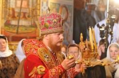 Фото репортаж со Свято-Троицкого Ионинского монастыря г.Киев со Светлого Праздника Воскресения Христова. 142