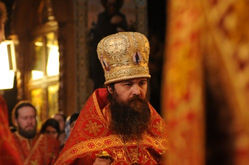 Фото репортаж со Свято-Троицкого Ионинского монастыря г.Киев со Светлого Праздника Воскресения Христова. 134