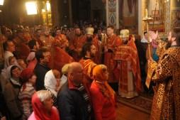 Фото репортаж со Свято-Троицкого Ионинского монастыря г.Киев со Светлого Праздника Воскресения Христова. 122