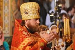Фото репортаж со Свято-Троицкого Ионинского монастыря г.Киев со Светлого Праздника Воскресения Христова. 128