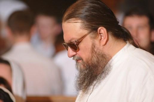 Фото репортаж со Свято-Троицкого Ионинского монастыря г.Киев со Светлого Праздника Воскресения Христова. 129
