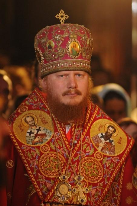 Фото репортаж со Свято-Троицкого Ионинского монастыря г.Киев со Светлого Праздника Воскресения Христова. 115