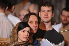 Фото репортаж со Свято-Троицкого Ионинского монастыря г.Киев со Светлого Праздника Воскресения Христова. 118