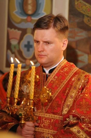 Фото репортаж со Свято-Троицкого Ионинского монастыря г.Киев со Светлого Праздника Воскресения Христова. 105