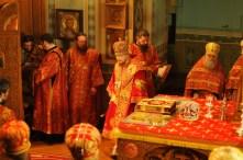 Фото репортаж со Свято-Троицкого Ионинского монастыря г.Киев со Светлого Праздника Воскресения Христова. 112