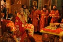 Фото репортаж со Свято-Троицкого Ионинского монастыря г.Киев со Светлого Праздника Воскресения Христова. 96