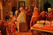 Фото репортаж со Свято-Троицкого Ионинского монастыря г.Киев со Светлого Праздника Воскресения Христова. 98