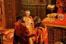 Фото репортаж со Свято-Троицкого Ионинского монастыря г.Киев со Светлого Праздника Воскресения Христова. 99