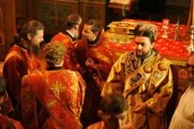 Фото репортаж со Свято-Троицкого Ионинского монастыря г.Киев со Светлого Праздника Воскресения Христова. 100