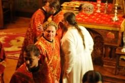 Фото репортаж со Свято-Троицкого Ионинского монастыря г.Киев со Светлого Праздника Воскресения Христова. 102