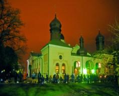 Фото репортаж со Свято-Троицкого Ионинского монастыря г.Киев со Светлого Праздника Воскресения Христова. 171