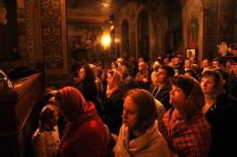 Фото репортаж со Свято-Троицкого Ионинского монастыря г.Киев со Светлого Праздника Воскресения Христова. 173