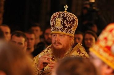 Фото репортаж со Свято-Троицкого Ионинского монастыря г.Киев со Светлого Праздника Воскресения Христова. 184
