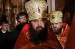 Фото репортаж со Свято-Троицкого Ионинского монастыря г.Киев со Светлого Праздника Воскресения Христова. 21