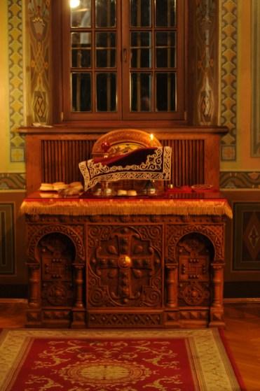 Фото репортаж со Свято-Троицкого Ионинского монастыря г.Киев со Светлого Праздника Воскресения Христова. 86