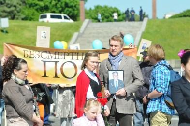 Праздник День Победы. Киев. 9 мая 2014 Фото репортаж. 67