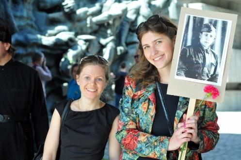 Праздник День Победы. Киев. 9 мая 2014 Фото репортаж. 32