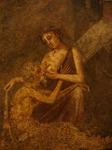 Caritas Romana («милосердие по-римски») Сюжет и картины великих 42