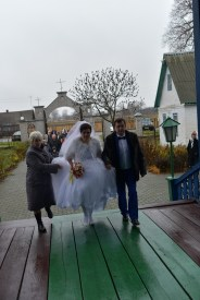 По дороге на Чернобыль - А жизнь продолжается! Сельская свадьба. Фото зарисовки. 17
