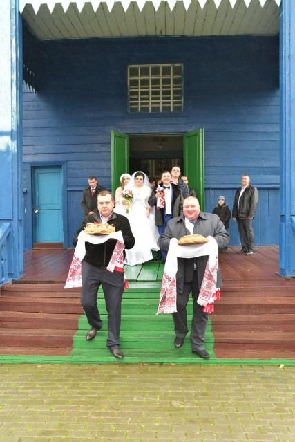 По дороге на Чернобыль - А жизнь продолжается! Сельская свадьба. Фото зарисовки. 109