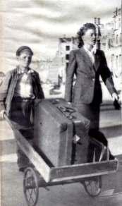 Один день из жизни обычной немецкой девушки в Киеве в 1942 году. Уникальные фото 4
