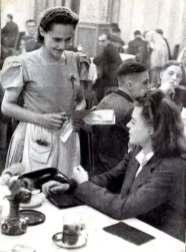 Один день из жизни обычной немецкой девушки в Киеве в 1942 году. Уникальные фото 9