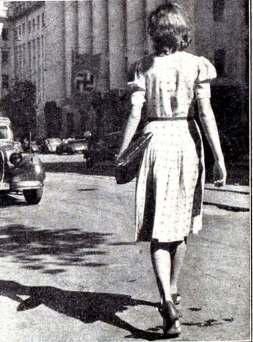 Один день из жизни обычной немецкой девушки в Киеве в 1942 году. Уникальные фото 1