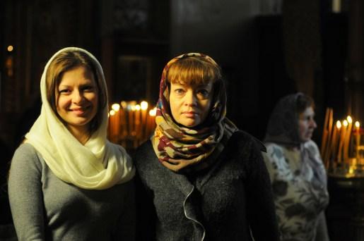 Маленькие чудеса и радости в Свято-Троицком Ионинском монастыре. Фото портреты и зарисовки 14