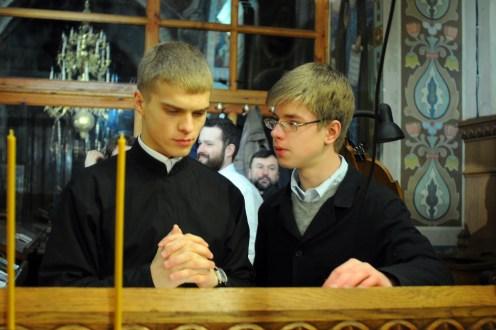 Маленькие чудеса и радости в Свято-Троицком Ионинском монастыре. Фото портреты и зарисовки 16