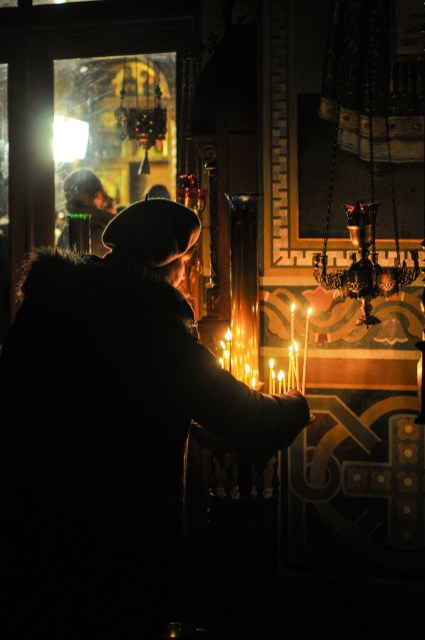 Маленькие чудеса и радости в Свято-Троицком Ионинском монастыре. Фото портреты и зарисовки 51