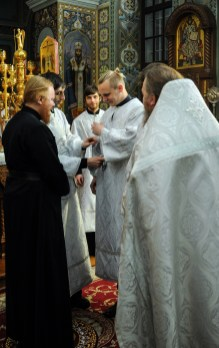 Маленькие чудеса и радости в Свято-Троицком Ионинском монастыре. Фото портреты и зарисовки 91