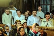 Маленькие чудеса и радости в Свято-Троицком Ионинском монастыре. Фото портреты и зарисовки 121