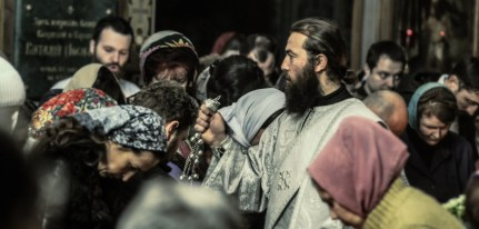 Маленькие чудеса и радости в Свято-Троицком Ионинском монастыре. Фото портреты и зарисовки 154