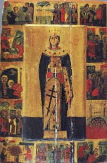 Завтра праздник св. Екатерины. Житие и страдание святой великомученицы Екатерины Александрийской. Иконы большого размера 6