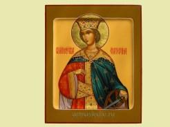 Завтра праздник св. Екатерины. Житие и страдание святой великомученицы Екатерины Александрийской. Иконы большого размера 20