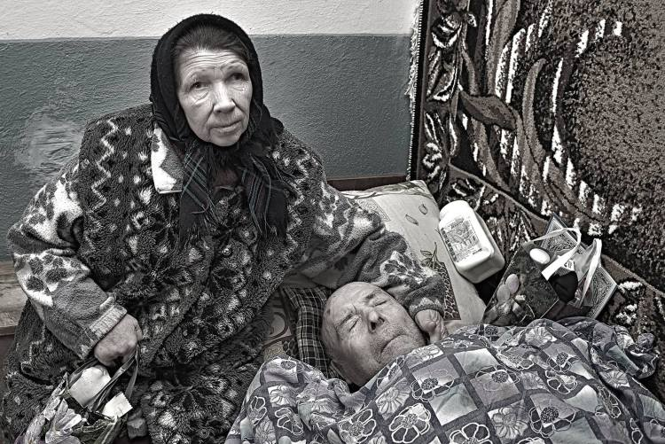 © Фотограф Сергей Рыжков — Последняя семейная фотография…