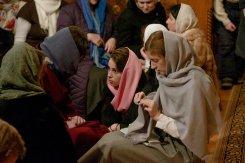 Праздник Рождества Христова в обители Ионы Киевского. Слава Богу за все! Автор Сергей Рыжков.