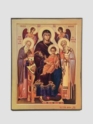 orthodox icon 0118