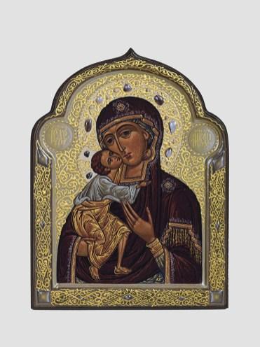 orthodox icon 0155