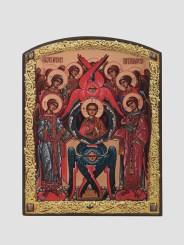 orthodox icon 0158