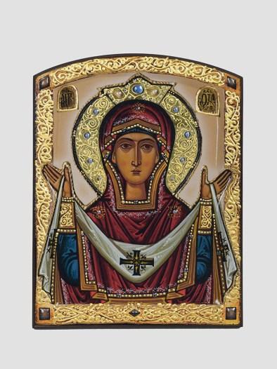 orthodox icon 0165