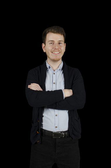 Adam Read Media Freelance Filmmaker Portrait